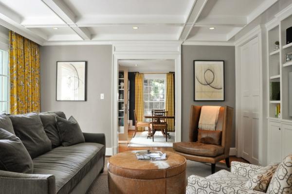 living room decorating contemporary design photos 1001+ tolle farbkombinationen, die überraschend gut ...