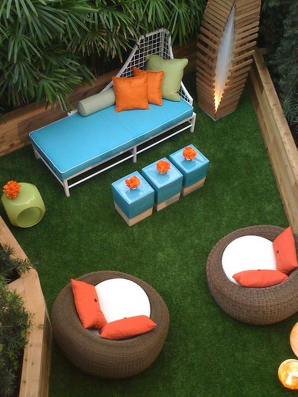Ideen welche Ihr Gartenmbel Set wie neu aussehen lassen