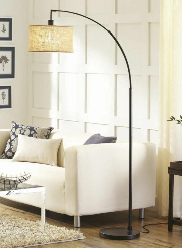 Beleuchtungsideen Wohnzimmer  das Wohnzimmer attraktiv beleuchten
