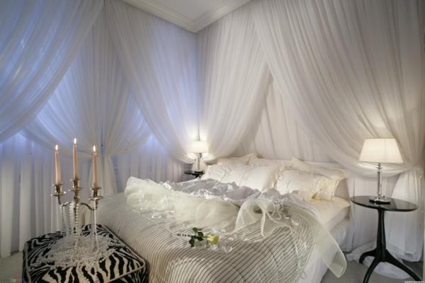 Beautiful Gardinen Schlafzimmer Gestalten Images - House Design ...