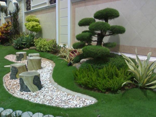 garten ideen gestaltung modern   ambrid, Garten und erstellen