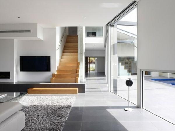 Moderne Treppeninspirierende Ideen fr das Interior Ihres