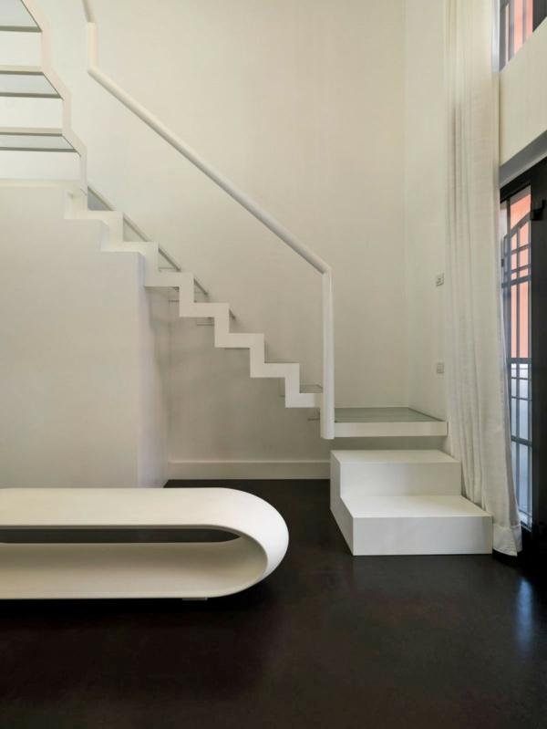 Moderne Treppeninspirierende Ideen fr das Interior Ihres Hauses