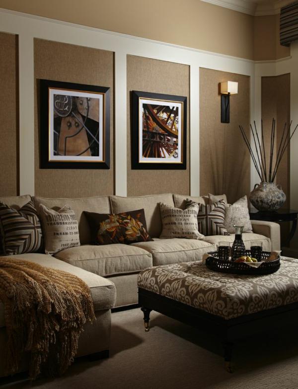 modern kitchen wall decor prep cart farbvorschläge wohnzimmer, die sie vielleicht inspirieren ...