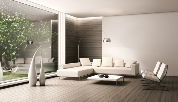 Farbideen Wohnzimmer fr einen modernen Wohnzimmerlook