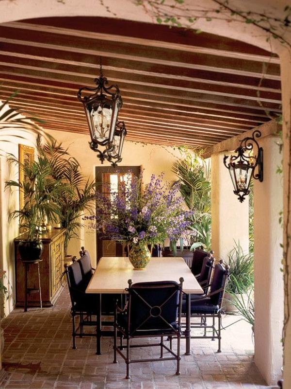 Mediterrane Einrichtungsideen frs Zuhause
