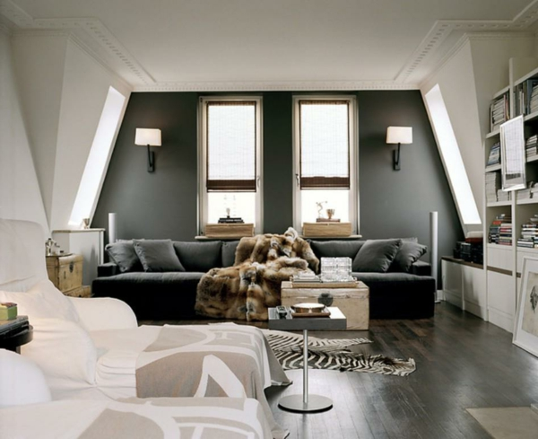 Wandfarben Ideen fr eine stilvolle und moderne Wandgesteltung