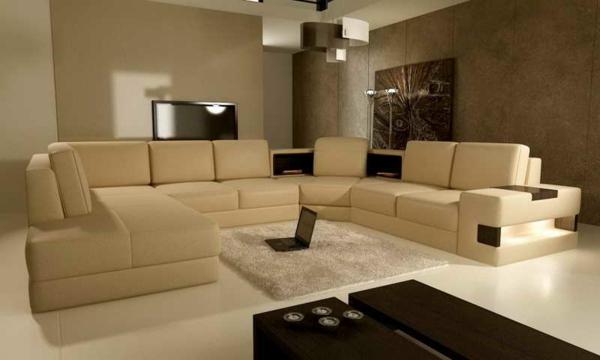 Wohnzimmer Beispiele Farbgestaltung sdatec.com