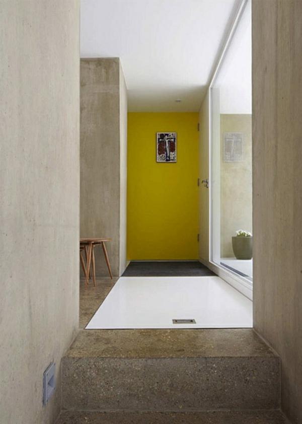 1001 Ideen fr Wandgestaltung Flur  helle Tne
