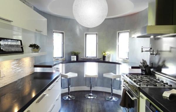 Metallic Wandfarbe fr ein luxurises Ambiente in Ihrer