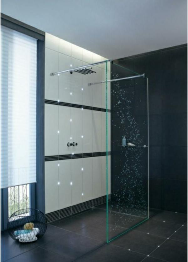 LED Fliesenbeleuchtung fr Ihr Badezimmer