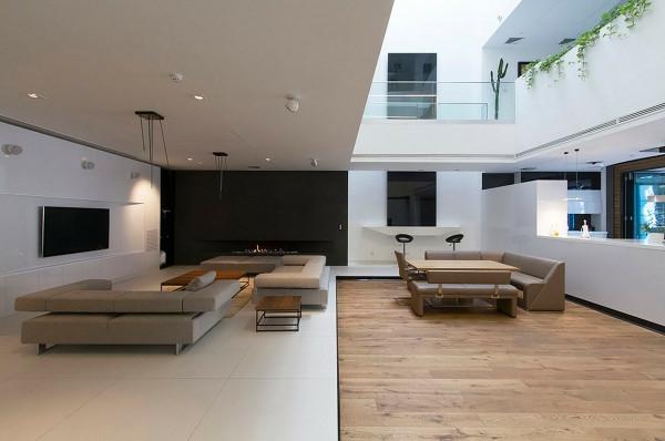Moderne Traumhuser  Hinreiendes Design eines Hauses