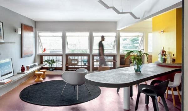 Wohnung Farblich Gestalten Wandfarben Frs Wohnzimmer