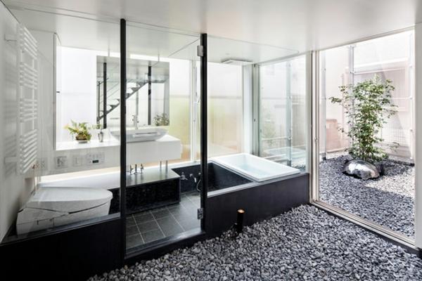 Moderne Wohnideen  auerordentliches Haus in Tokio