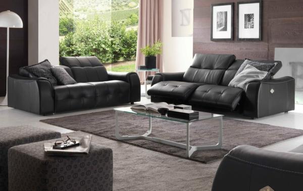 sofas for less silver tufted sofa mit relaxfunktion - schenken sie sich komfort und ...