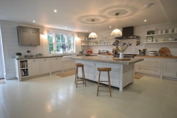 countertops for kitchen table with corner bench and chairs arbeitsplatte betonoptik - modernität und beständigkeit