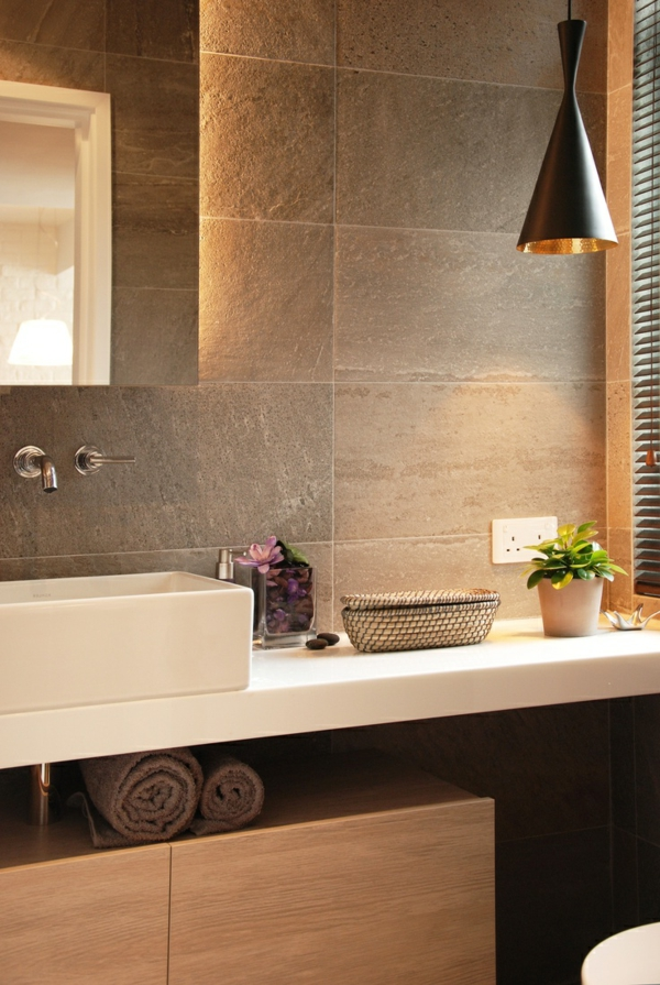 Fliesengestaltung im Bad  ein paar reizvolle Vorschlge