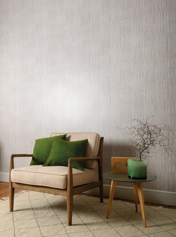 Wohnzimmer Farbe Und Tapete