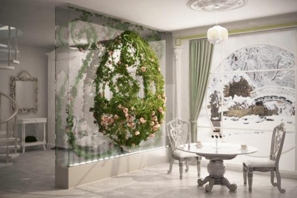 Vertikaler Garten In Ihrem Haus Coole Wandgestaltung Ideen