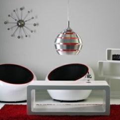 Retro Living Room Designer Ideas For Rooms Wohnzimmereinrichtung 70-er Jahre. Bunt Und Gegensätzlich.