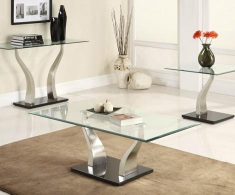 Couchtisch Glas Design  lsst jedes Wohnzimmer zur