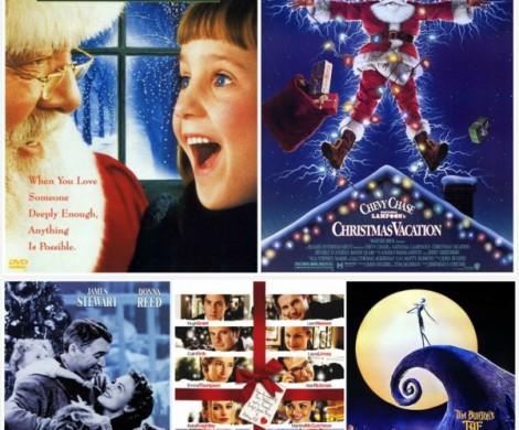 Weihnachtsfilme bringen die ganze Familie zusammen