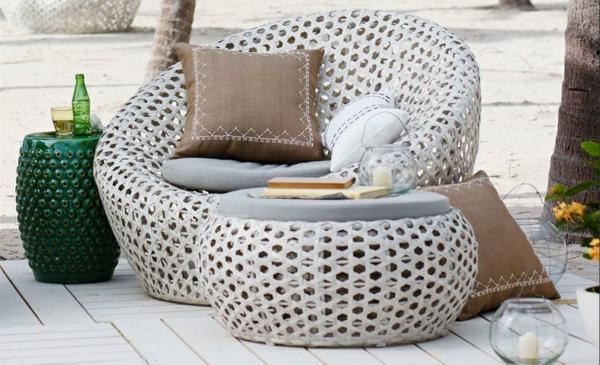 Der Gartensessel  Ein Sessel auf dem Sie der Natur nher kommen