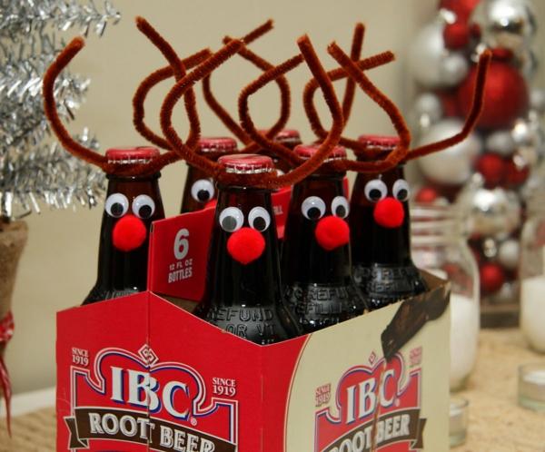 Kreative Weihnachtsgeschenke Basteln.Schone Weihnachtsbasteleien