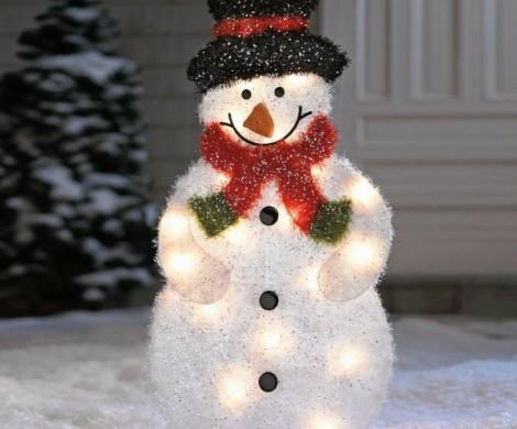 Weihnachtsdeko fr auen  tolle Ideen die Sie