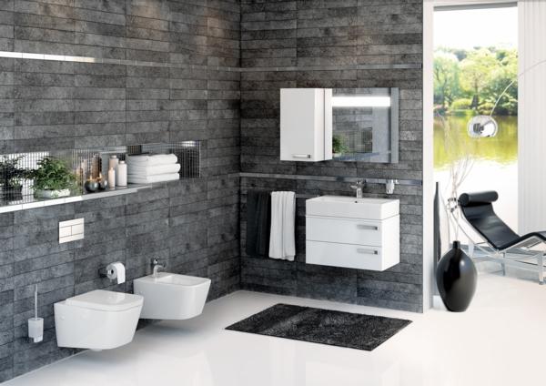 Accessoires frs Bad die eine einheitliche Badeinrichtung erschaffen