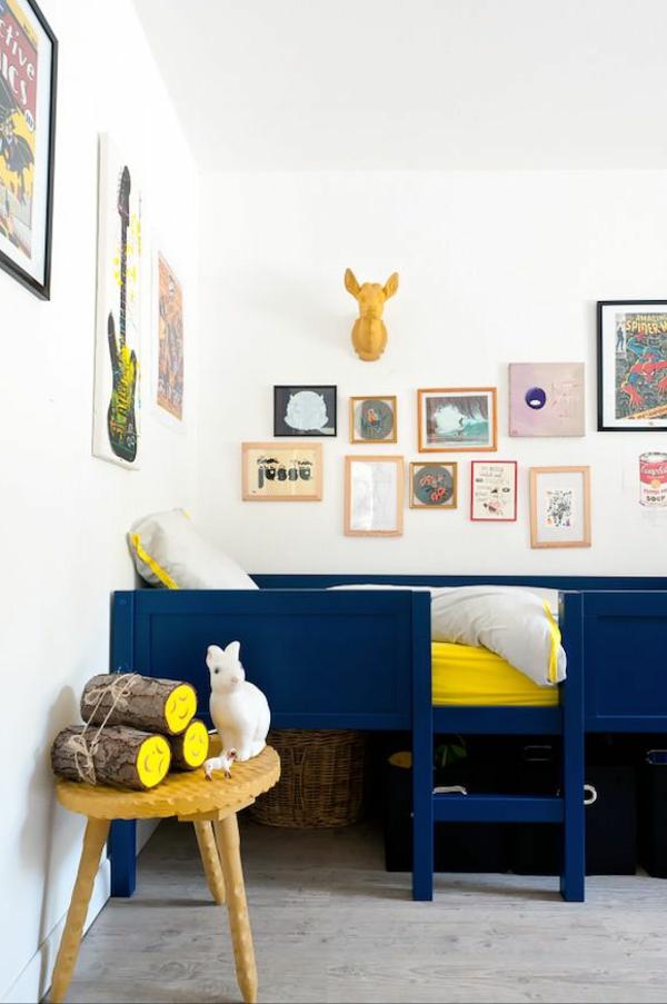 Kinderzimmerdeko Ideen  Farbe Und Faszination