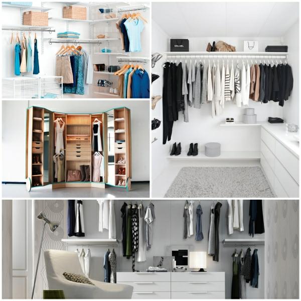 Begehbarer Kleiderschrank Ideen Lösungen Nach Maß – Vitaroom Home