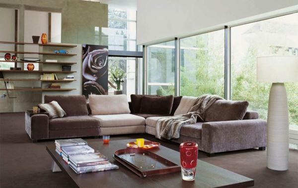 Wohnzimmer Wandgestaltung | Coole Schreibtische - 21 ...
