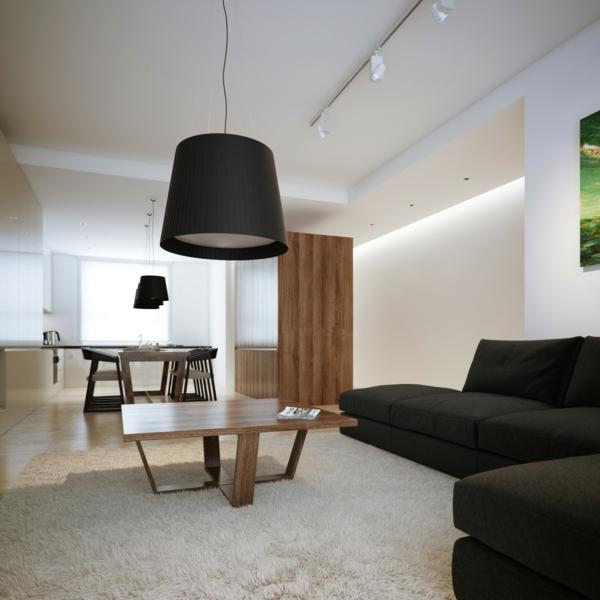 Stehlampe Wohnzimmer  Raum Und Möbeldesign Inspiration
