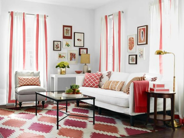 Wohnzimmer Muster in schnen Farben fr die Vorbereitung