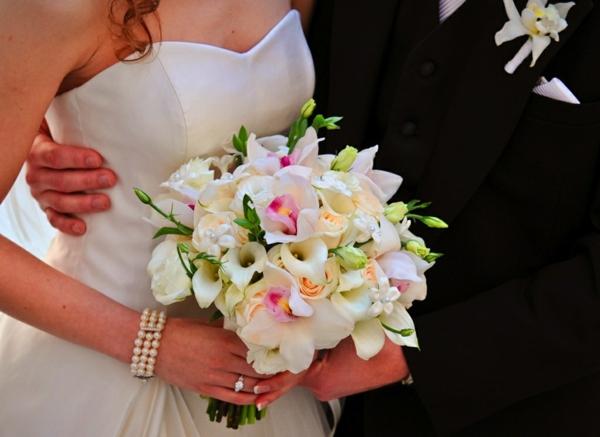 Hochzeitsstrau  das wichtigste Brautaccessoire passend aussuchen