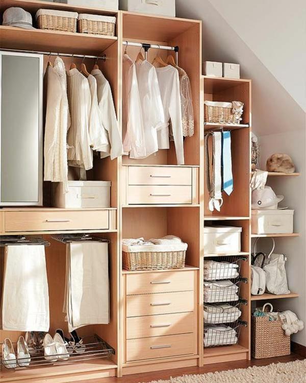 Ordnung Im Kleiderschrank  7 Tipps Für Den Kleinen