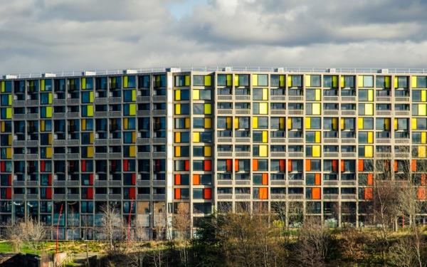 Brutalismus Architektur bekannte Meisterwerke weltweit