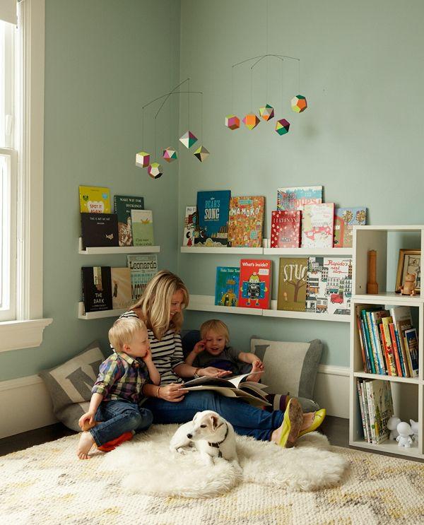 Kuschelecke Kinderzimmer  eine persnliche Ecke frs Kind