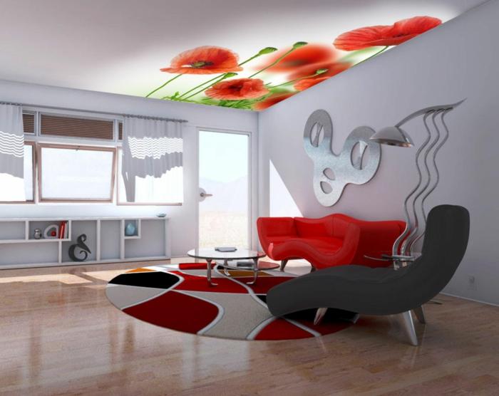 Einrichtungsideen Wohnzimmer  das Wohnzimmer als