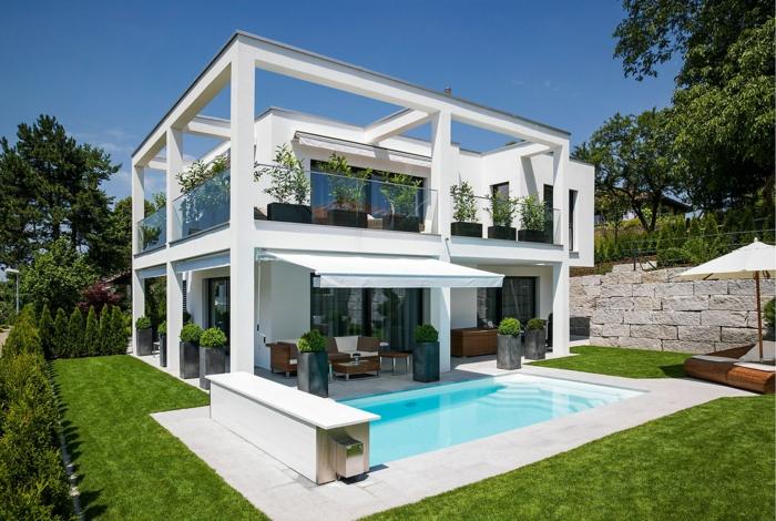 Architektur Bauhaus Stil L
