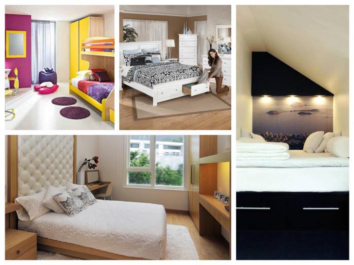 Startseite Design Bilder – Wunderschönen Kleines Schlafzimmer Modern ...