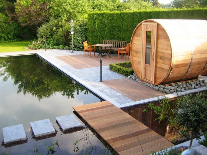 Sauna Bauen  zuerst sollten Sie etwas ber die Geschichte