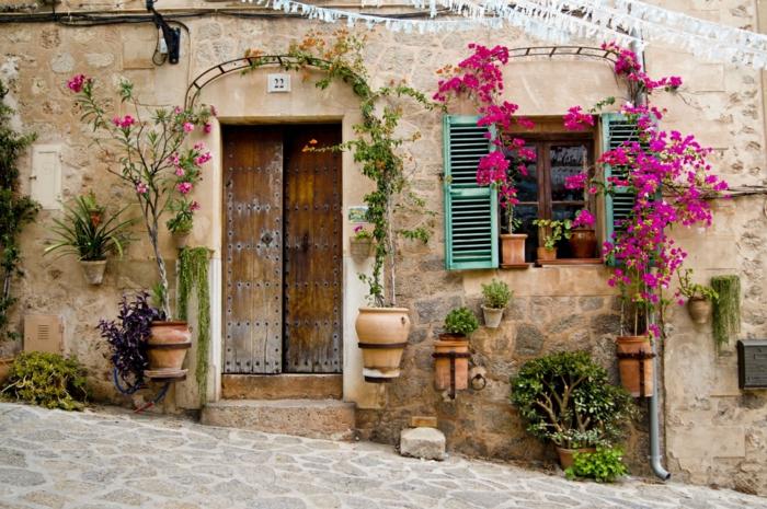 Gartengestaltung Ideen nach franzsischer Art