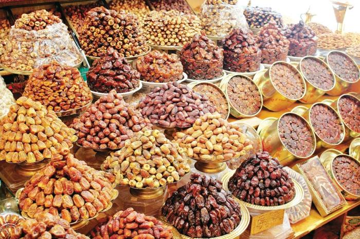Datteln gesund  eine reiche Quelle an Vitaminen und