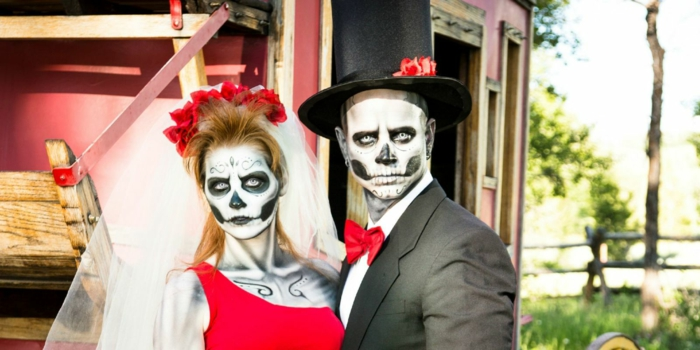 Partnerkostme fr Halloween