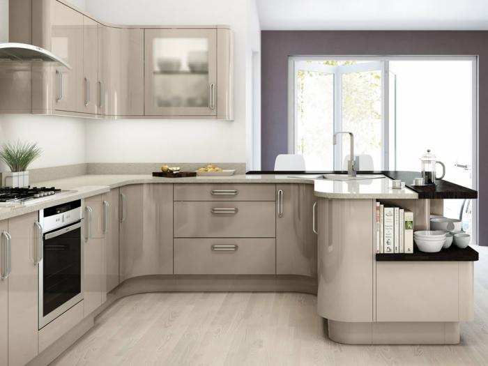kitchen remodeling orlando modern designs kleine küche einrichten - perfekte organisation beim kochen