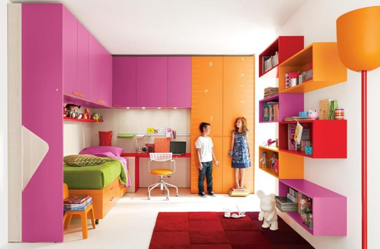 Kinderzimmergestaltung Kinder wollen wohnen  nicht nur Erwachsene