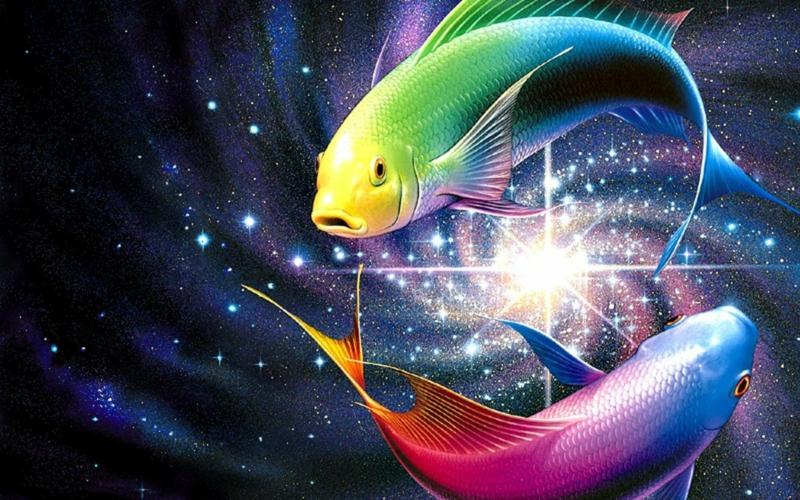 Fische Horoskop 2016 in Kombination mit den chinesischen Sternzeichen