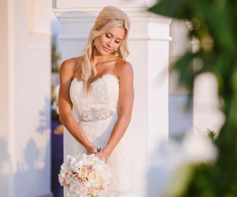 Brautfrisuren Halboffen  24 elegante Ideen fr den wichtigsten Tag im Leben